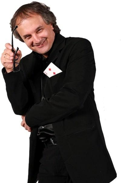 Diego Bordonaro Magicien