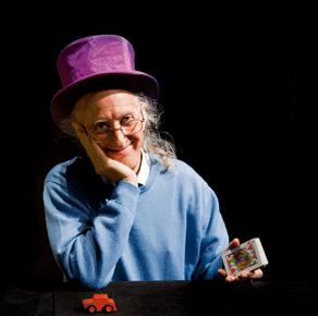 Juan Tamariz Magicien Espagnol